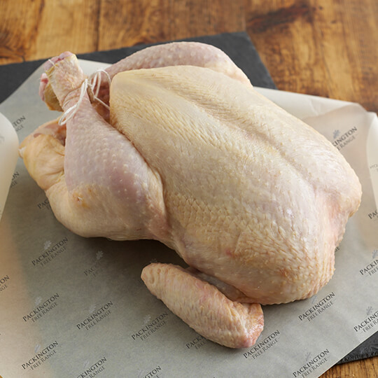 Treat yourself to an award-winning cockerel this Christmas