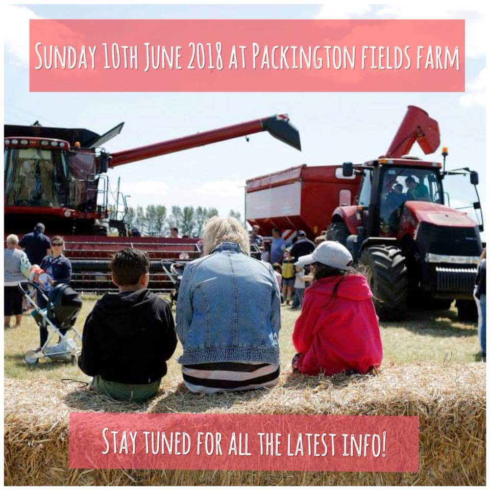 Open Farm Sunday Packington Picnic Day