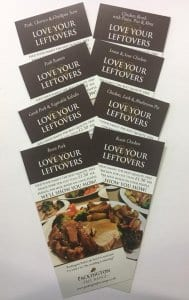 Love Your Leftovers Recipes from Packington Free Range