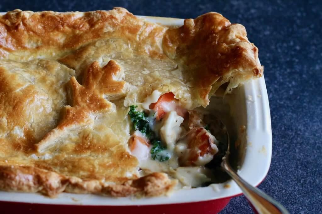 Packington Christmas Pie